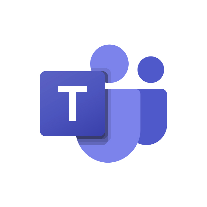 The logo of Microsoft Teams