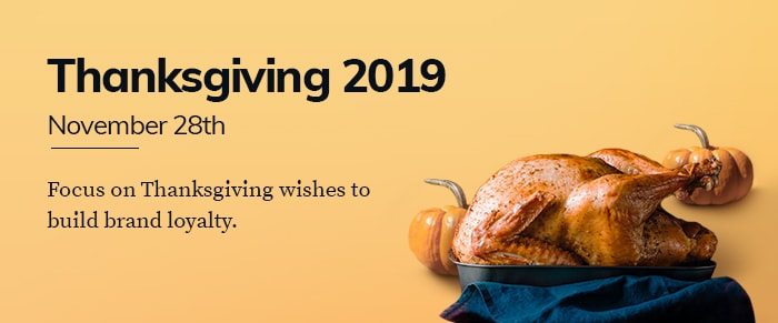 Thanksgiving 2019 Banner