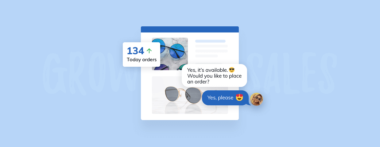 Tidio for Shopify: Live Chat & Chatbots that grow your sales