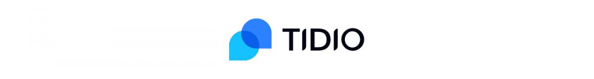 The logo of a Facebook chatbot platform - Tidio