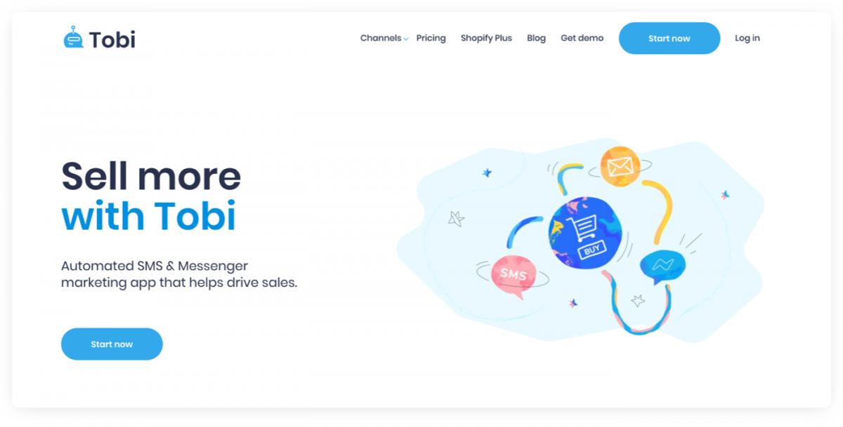 Tobi website