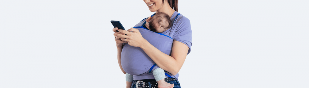Trending eCommerce products - baby carriers