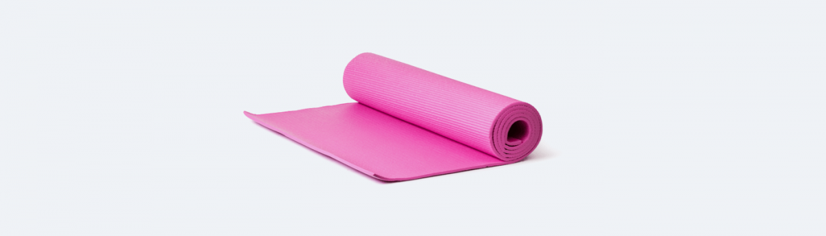 Trending eCommerce products - yoga and Pilates mats