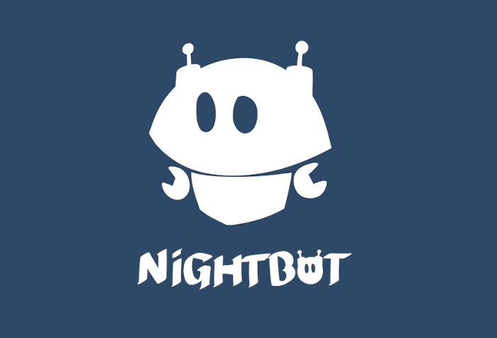 nightbot logo - twitch bot