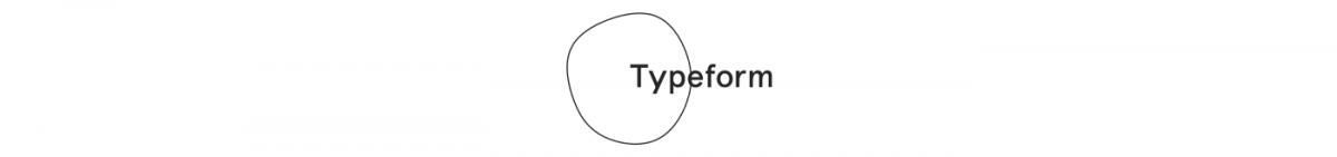 Typeform's logo