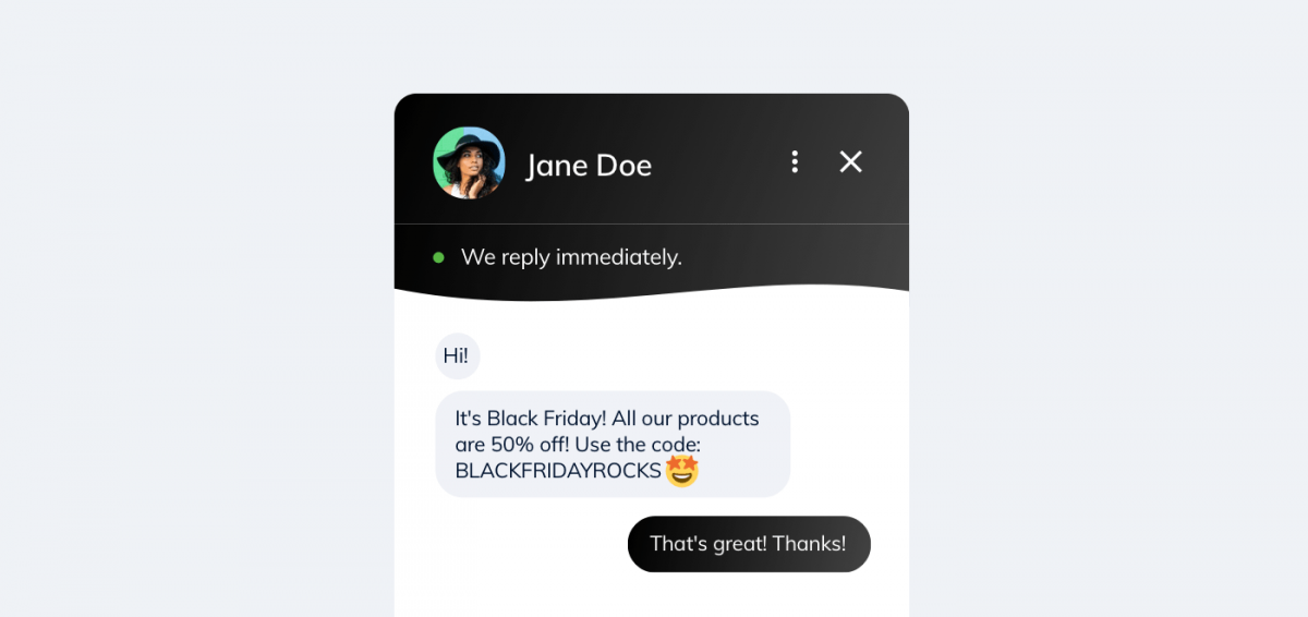 Catchy Black Friday Images, Phrases and Quotes For Your Chatbot