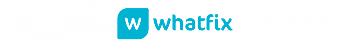 Whatfix's logo