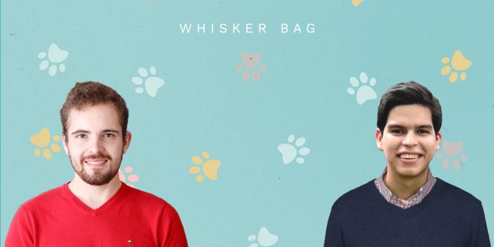 Whisker Bag founders