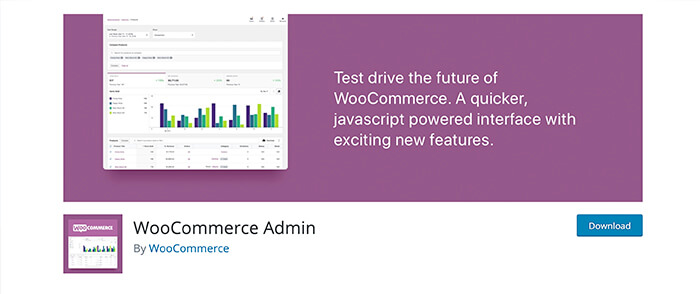 WooCommerce Admin in the app store