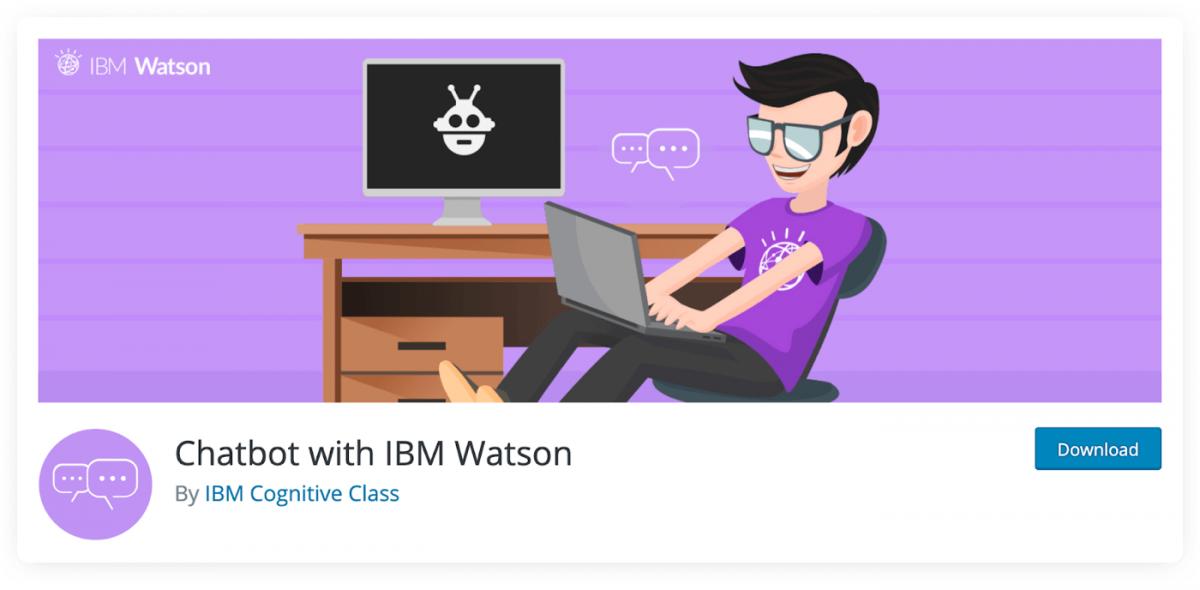 WP Chatbot IBM Watson